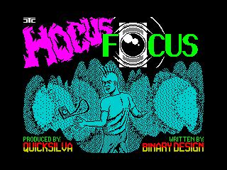 Hocus Focus (Hocus Focus)