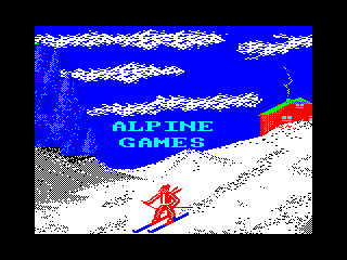 Alpine Games (Alpine Games)