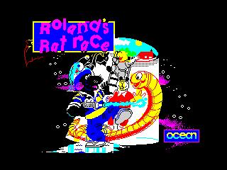 Roland's Rat Race (Roland's Rat Race)
