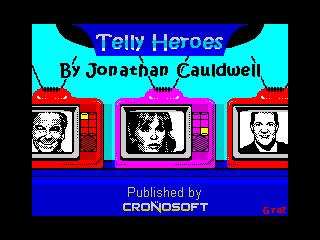 Telly Heroes (Telly Heroes)