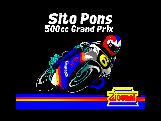 Sito Pons 500cc Grand Prix (Sito Pons 500cc Grand Prix)