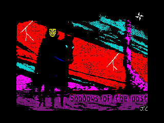 Shadows of the Past (Shadows of the Past)