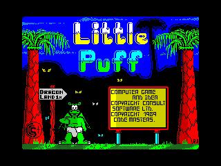 Little Puff (Little Puff)