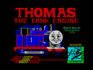 Thomas the Tank Engine & Friends (Thomas the Tank Engine & Friends)