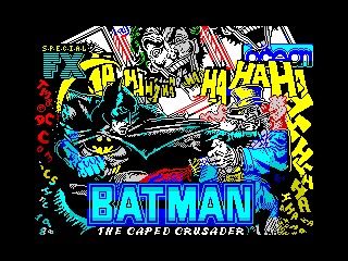 Batman the Caped Crusader (Batman the Caped Crusader)