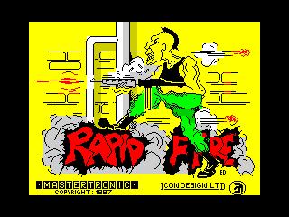Rapid Fire (Rapid Fire)