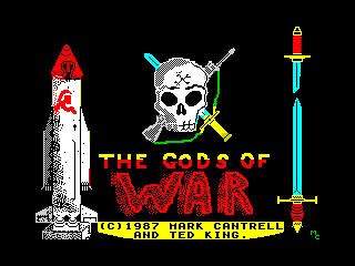 Gods of War, The (Gods of War, The)