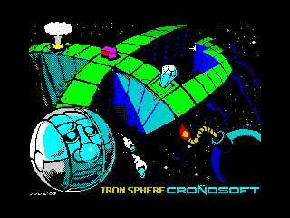 Iron Sphere (Iron Sphere)