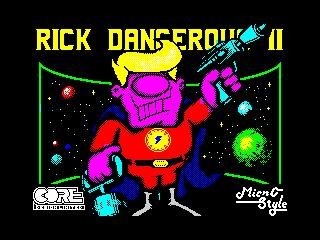 Rick Dangerous 2 (Rick Dangerous 2)