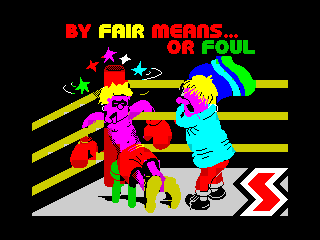By Fair Means...or Foul (By Fair Means...or Foul)