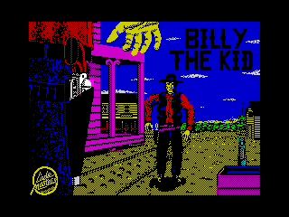 Billy the Kid (Billy the Kid)