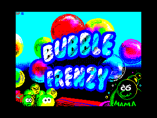 Bubble Frenzy (Bubble Frenzy)
