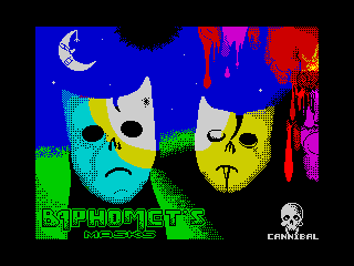 Barhomet's masks (Barhomet's masks)