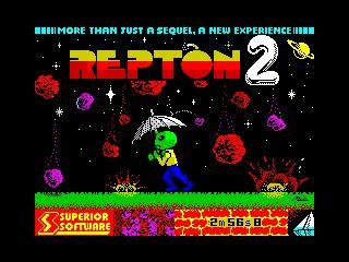 Repton 2 (Repton 2)