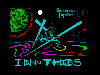 Universal Fighter (Universal Fighter)