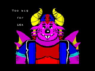 ZX Spectrum Art