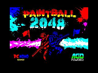 PaintBall 2048