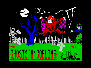 Ghosts 'n Goblins (Early and unpublished)