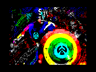 Captain Spectrum (Captain Spectrum)