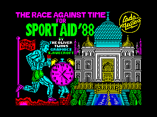 Race Against Time, The (Race Against Time, The)