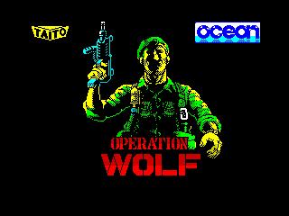 Operation Wolf (Operation Wolf)