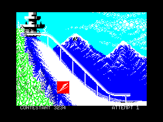 Winter Games 1 (Winter Games 1)