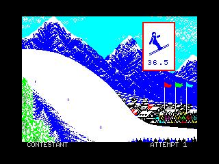 Winter Games 2 (Winter Games 2)