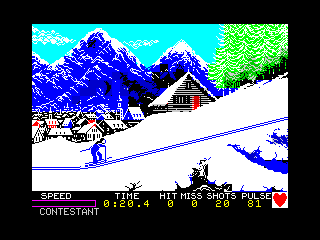 Winter Games 7 (Winter Games 7)