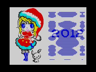 Happy new year 2012 (Happy new year 2012)