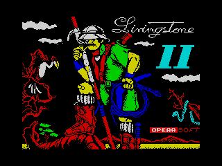 Livingstone Supongo II (Livingstone Supongo II)