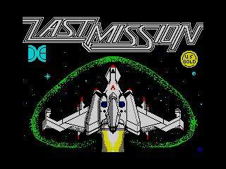 Last Mission (Last Mission)