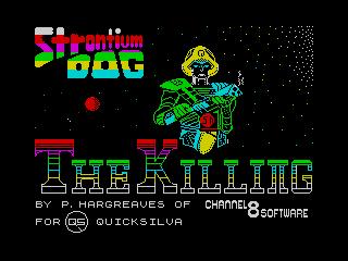 Strontium Dog: The Killing (Strontium Dog: The Killing)