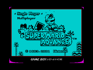 Game Boy Advance (Game Boy Advance)