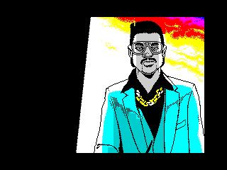 ZX Grand Theft Auto Vice City - Lance (ZX Grand Theft Auto Vice City - Lance)