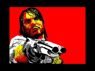 ZX Red Dead Redemption 3 (ZX Red Dead Redemption 3)