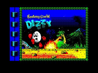 Fantasy World Dizzy (Fantasy World Dizzy)