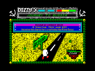 Dizzy X - Journey to Russia (Dizzy X - Journey to Russia)