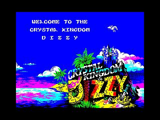 Crystal Kingdom Dizzy Menu (Crystal Kingdom Dizzy Menu)