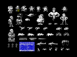 Crystal Kingdom Dizzy sprites (Crystal Kingdom Dizzy sprites)