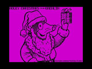 Moley Christmas (Moley Christmas)