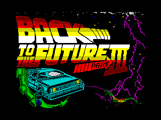 Back to the Future Part III (Back to the Future Part III)