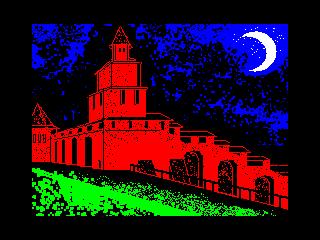 Sleeping Kremlin (Sleeping Kremlin)