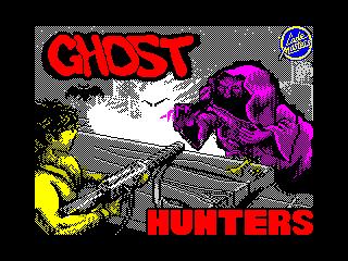 Ghost Hunters (Ghost Hunters)