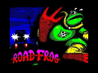Road Frog (Road Frog)