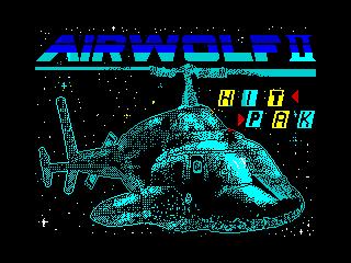 Airwolf II (Airwolf II)