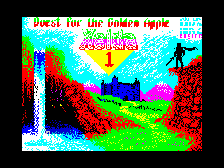 Xelda 1: Quest for the Golden Apple (Xelda 1: Quest for the Golden Apple)