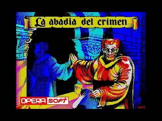 Abadia del Crimen, La (Abadia del Crimen, La)