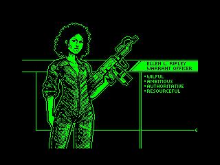 Alien (Ellen Ripley) (Alien (Ellen Ripley))
