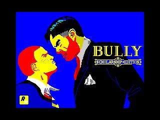 Octobit day 30: Bully (Octobit day 30: Bully)
