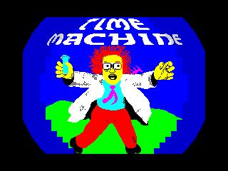 Time Machine (Time Machine)